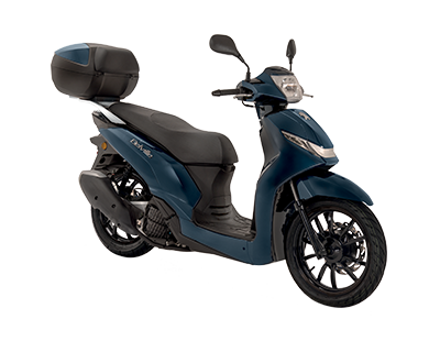 PEUGEOT BELVILLE 200 ALLURE - B200SYLT1 - Peugeot Motocycles