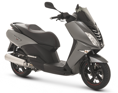 CITYSTAR 125 RS ABS - CT125LCSYXI3 - Peugeot Motocycles