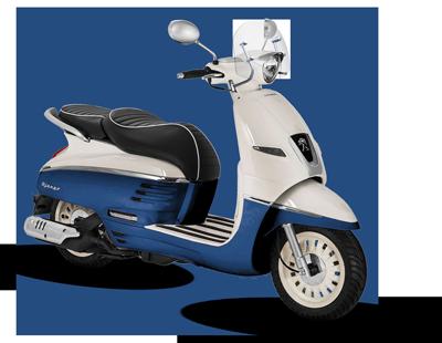 DJANGO 150 ABS - DJ150SYS5 - Peugeot Motocycles