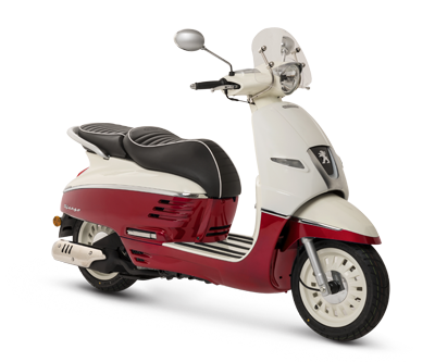 DJANGO 150 EVASION - DJEVN150SYG9 - Peugeot Motocycles