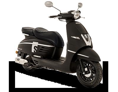 Moto Peugeot 125 Coches