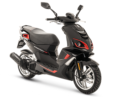 SPEEDFIGHT 125 - FIG4125LCYR6 - Peugeot Motocycles
