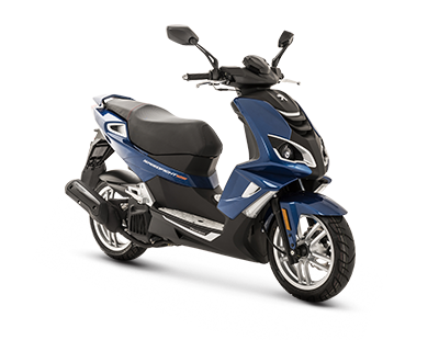 Speedfight 4 125 - FIG4125LCYS5 - Peugeot Motocycles