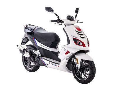Speedfight 4<br>50 2T R-Cup - FIG42TOYCF8 - Peugeot Motocycles
