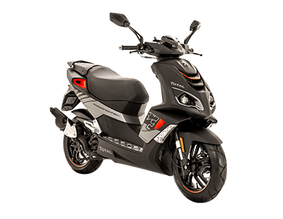 Speedfight 4<br>50 2T Total Peugeot Sport - FIG42TOYTH6 - Peugeot Motocycles