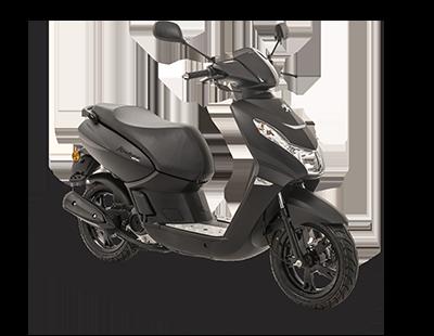 KISBEE 50 2T BLACK EDITION - KSB2TOYDH6 - Peugeot Motocycles