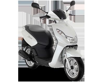 KISBEE 50 4T ACTIVE - KSBOYF8 - Peugeot Motocycles
