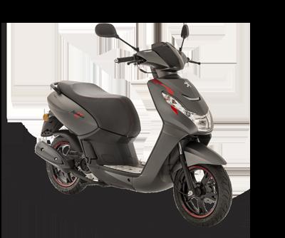 KISBEE 50 4T RS - KSBOYXI2 - Peugeot Motocycles