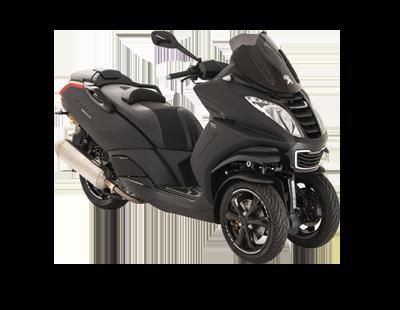 PEUGEOT METROPOLIS BLACK EDITION - MET400SYDN1 - Peugeot Motocycles