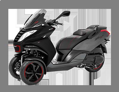PEUGEOT METROPOLIS RS - MET400SYNXN1 - Peugeot Motocycles