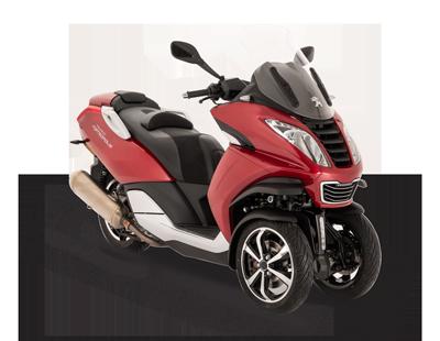 PEUGEOT METROPOLIS ALLURE - MET400TSYT9 - Peugeot Motocycles