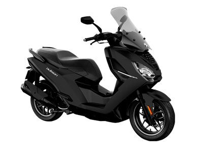 PULSION 125 ACTIVE - PS125SYTTM - Peugeot Motocycles