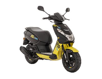 STREETZONE 50 10'' NON NAKED - SZ2T10BOYT6 - Peugeot Motocycles