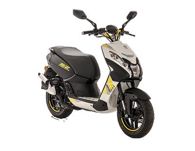 STREETZONE 50 12'' NAKED - SZ2T12OYF8 - Peugeot Motocycles