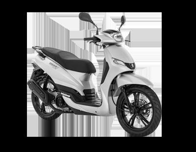 TWEET 125 - TWT125YONS3 - Peugeot Motocycles