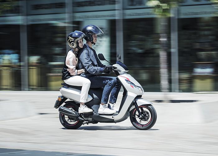 kisbee 50 4t rs - peugeot motocycles