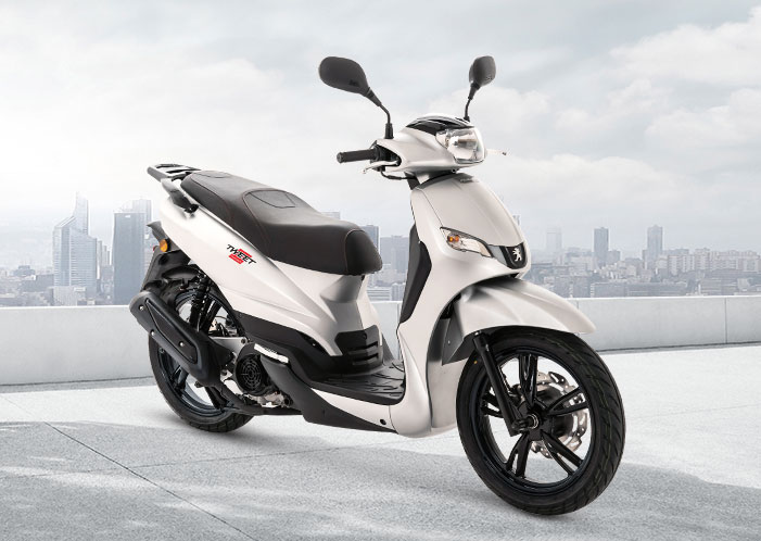 Scooter Tweet 150 ABS – Peugeot Scooters